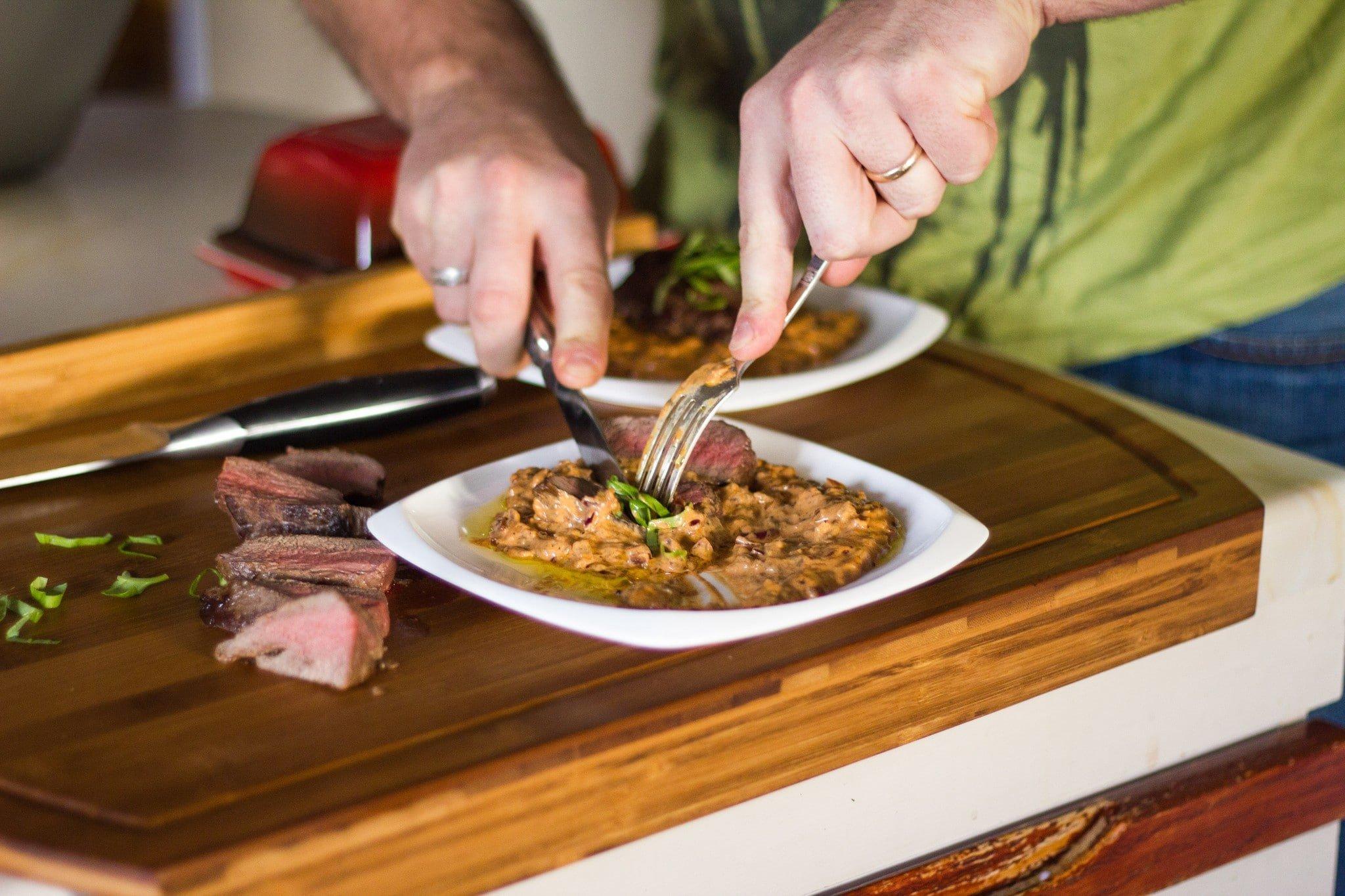 steak diane 3