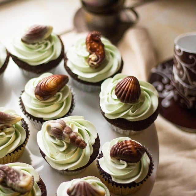 Dreaming of Sicily Cupcakes