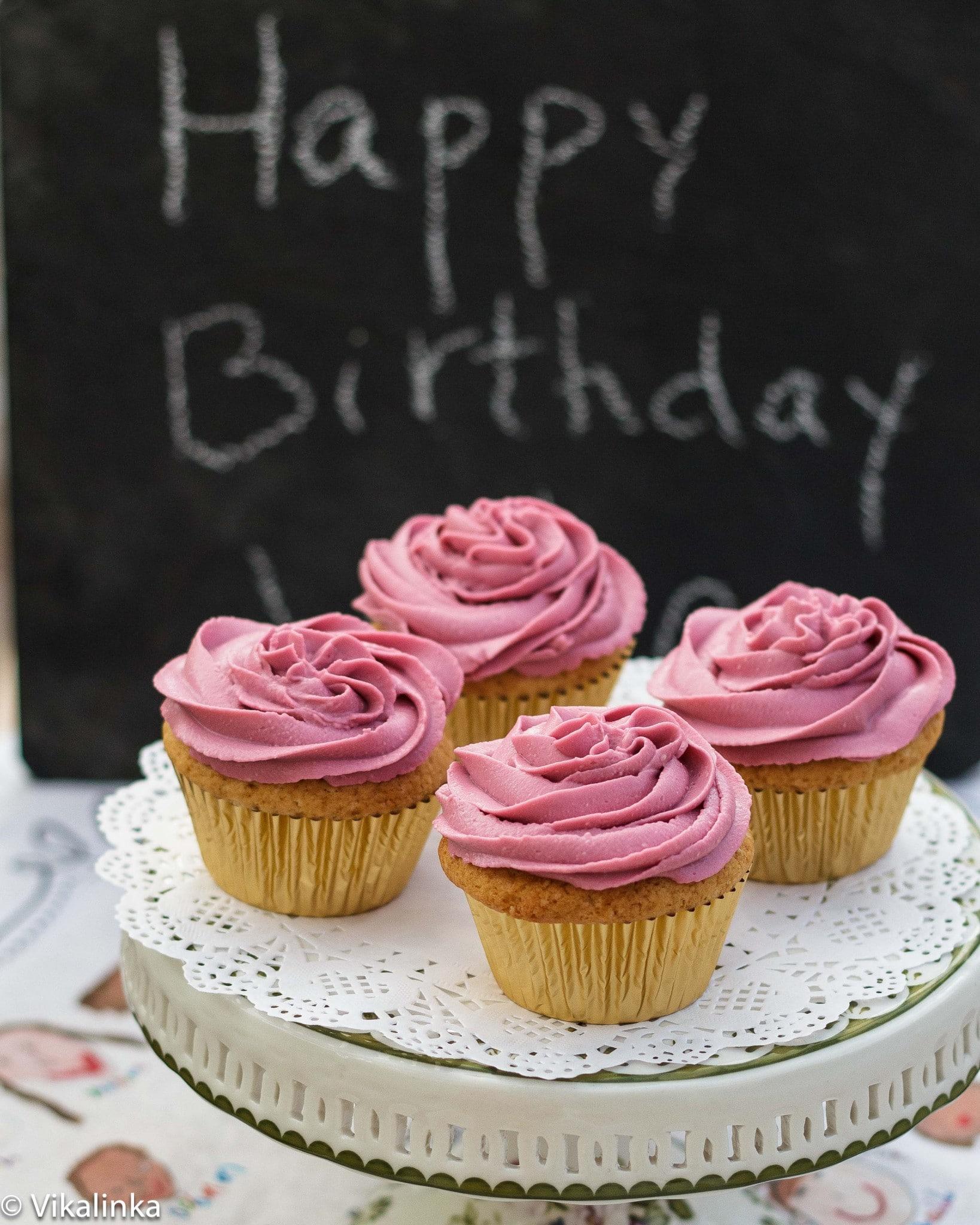 Awesome Wild Things Birthday Cupcakes Vikalinka Funny Birthday Cards Online Inifofree Goldxyz