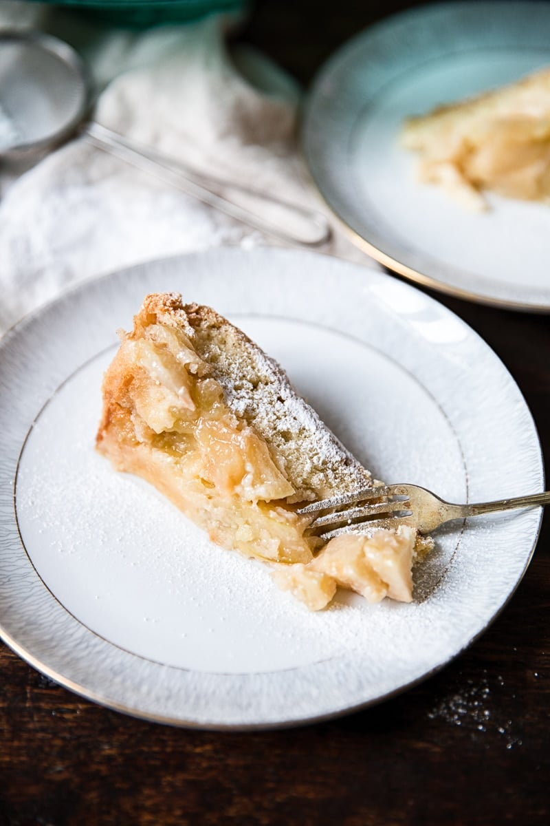 Apple Cake Sharlotka