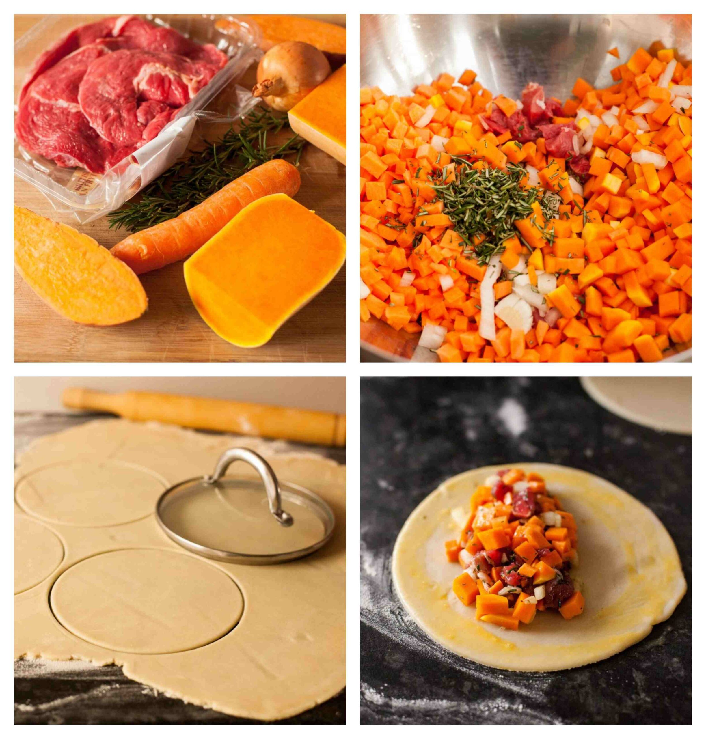 cornish pasty step by step process images