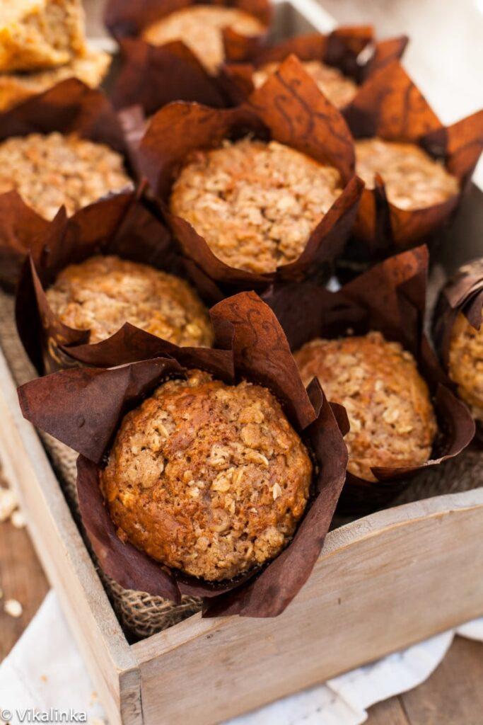 muffins in a bread box