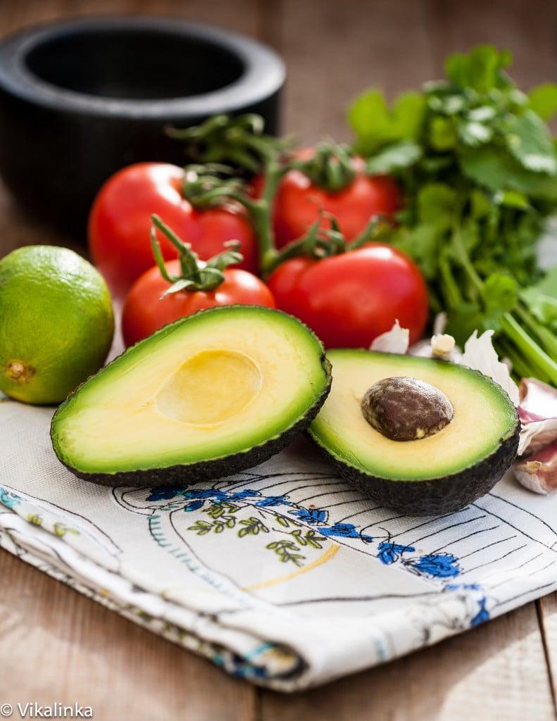 Guacamole (ingredients)