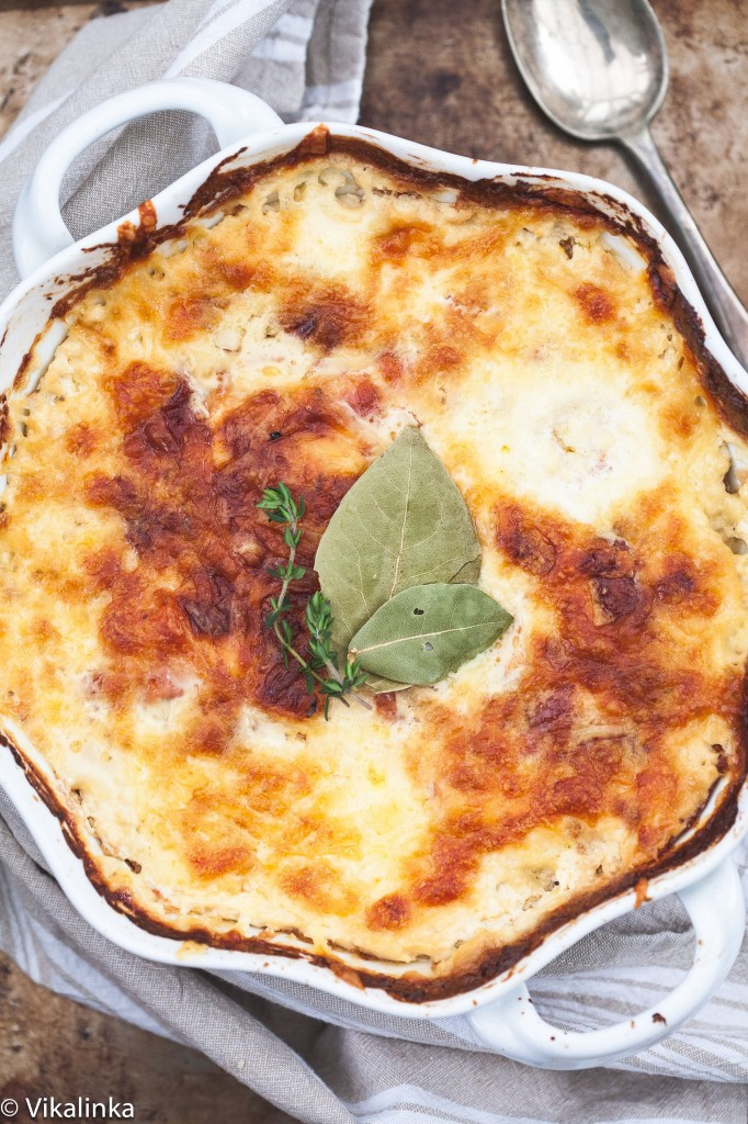 Butternut Squash Dauphinoise. A gorgeous alternative to potatoes!