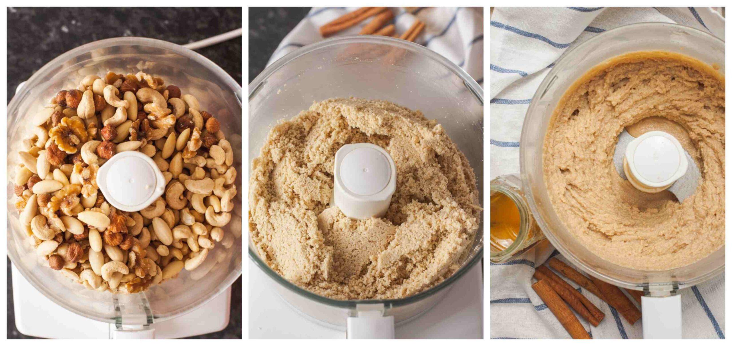cashew butter making process