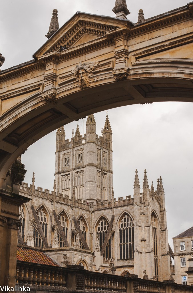 Bath Abbey| Bath, England
