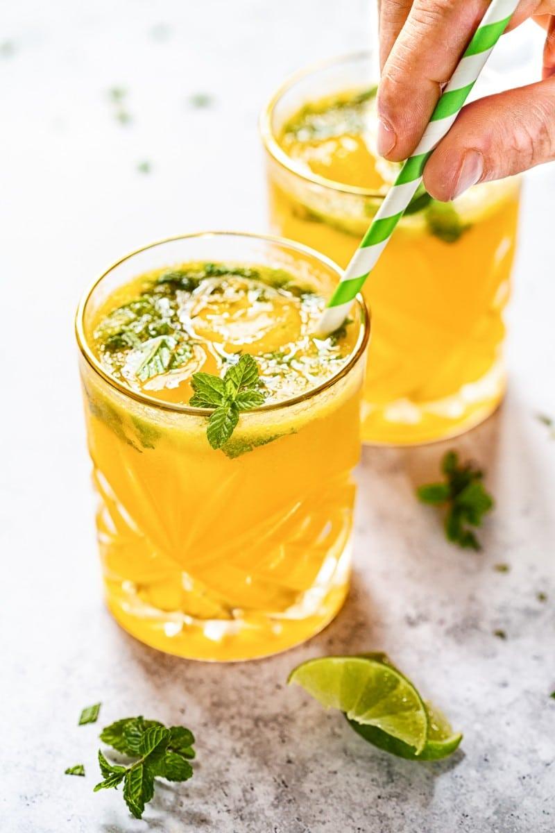 Mango Mojito #mojito #cocktail