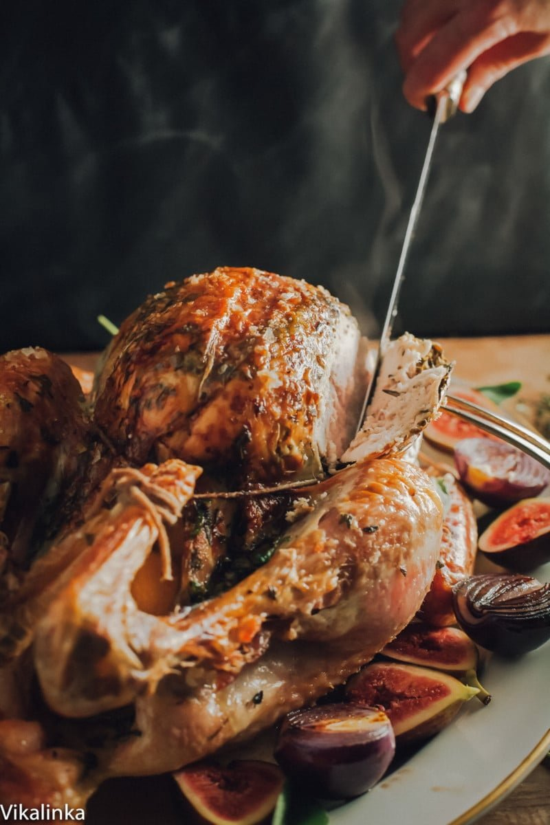 Tips and Tricks for juiciest and most flavourful turkey.