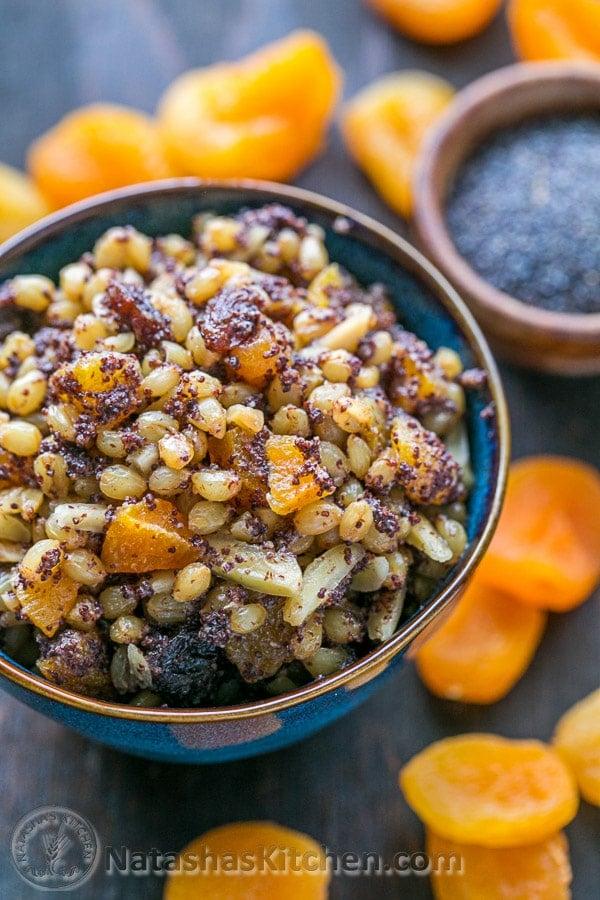 Wheat-Pudding-Recipe-Kutia-
