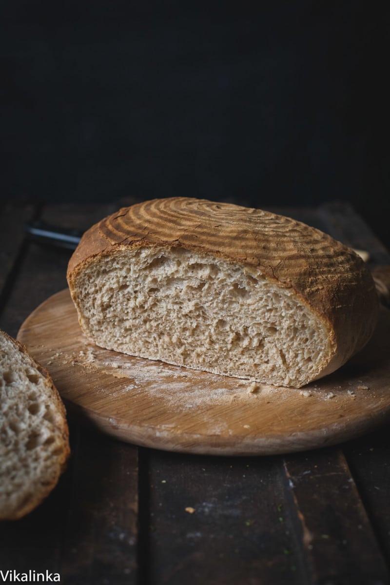 Rosemary Spelt Bread