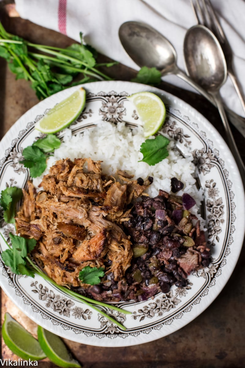 This slow cooked pork literally melts in your mouth and couldn't be easier to make! A crowd pleaser for sure.