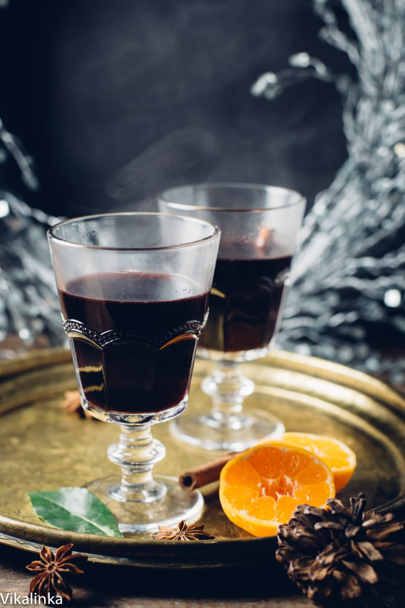 This festive mulled wine recipe is a real winner. You won't find anything tastier to sip on during long and chilly winter nights!