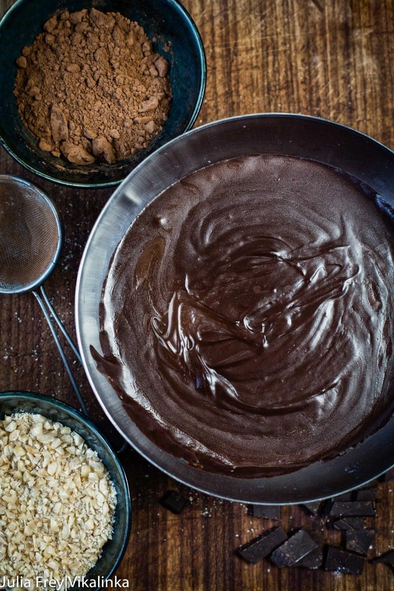 Jamie Oliver's Chocolate Truffles - Vikalinka