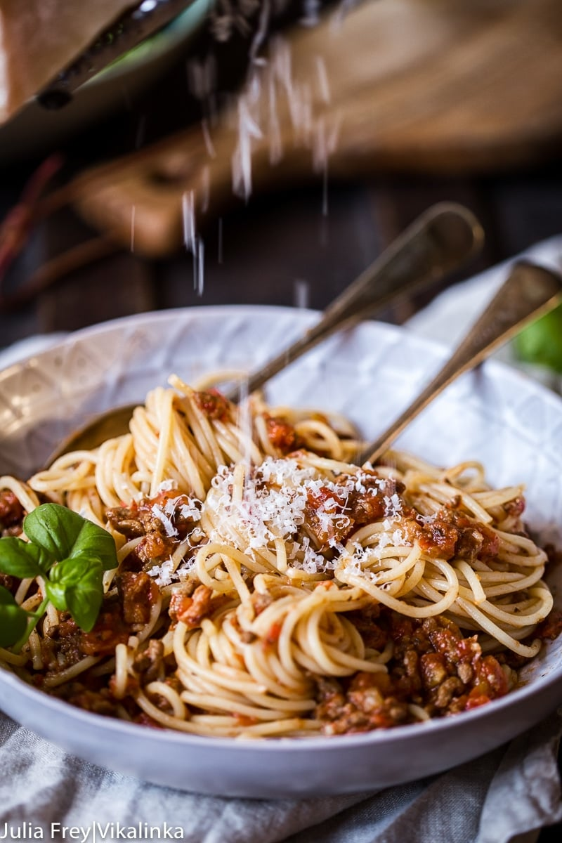 Slow Cooker Beef Bolognese image