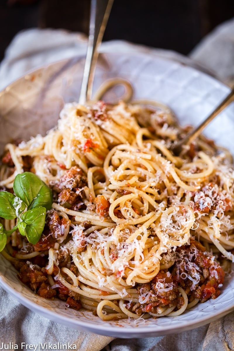 Best Beef Bolognese Sauce