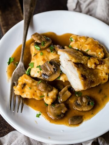 Best Chicken Marsala