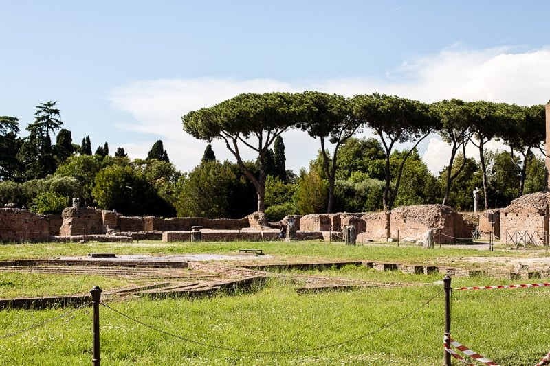 Exploring the Palatine Hill, the ancient heart of the city