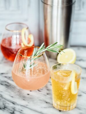 Three Creative Ways with Gin and Tonic