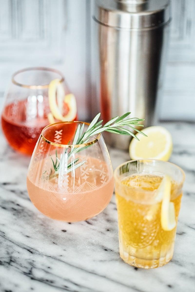 Three Creative Ways with Gin and Tonic