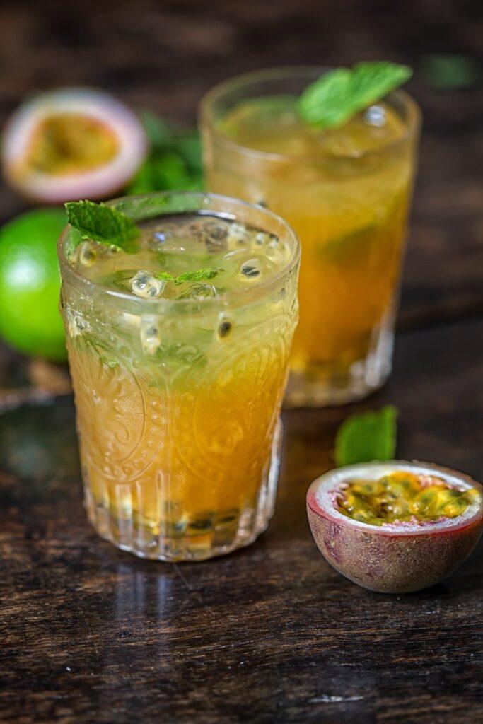 Passion Fruit Mojito