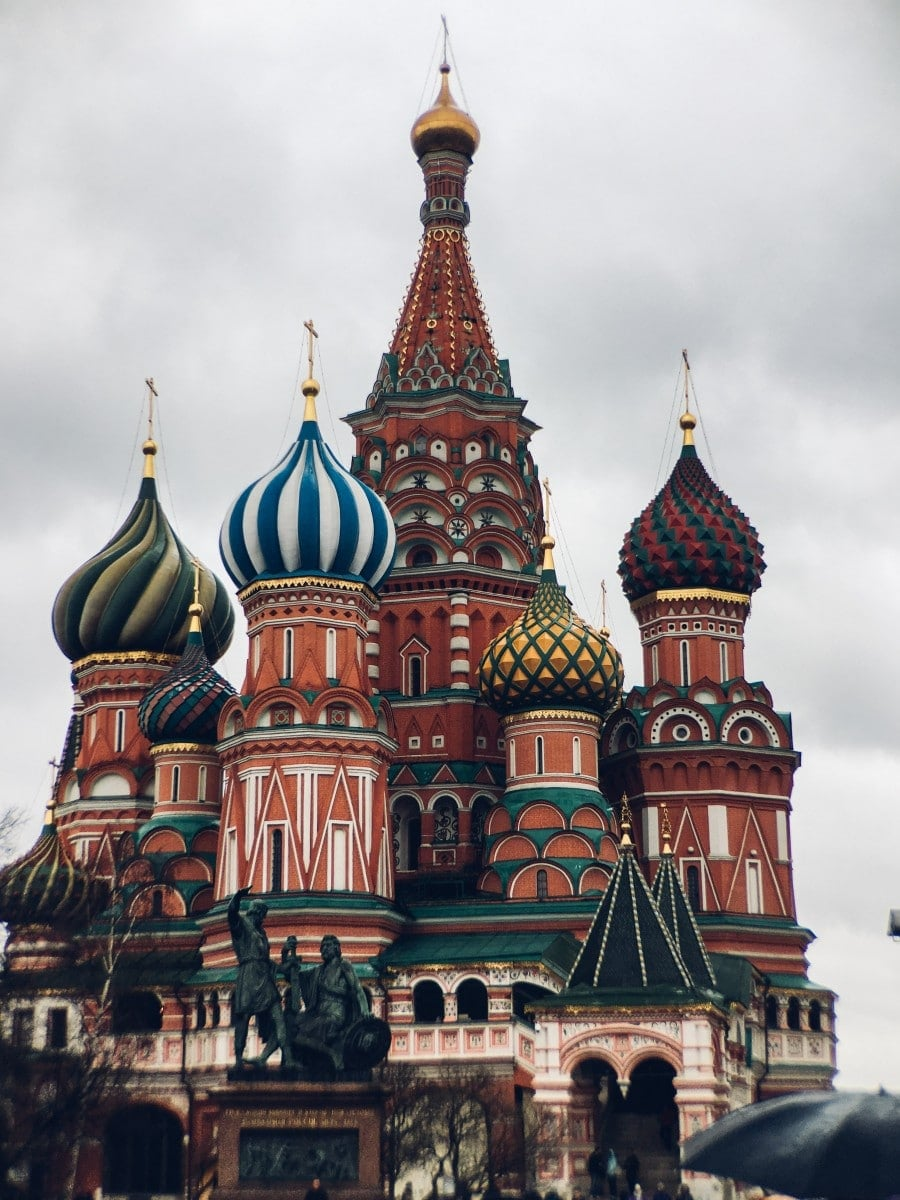 A Visitors Guide to Moscow