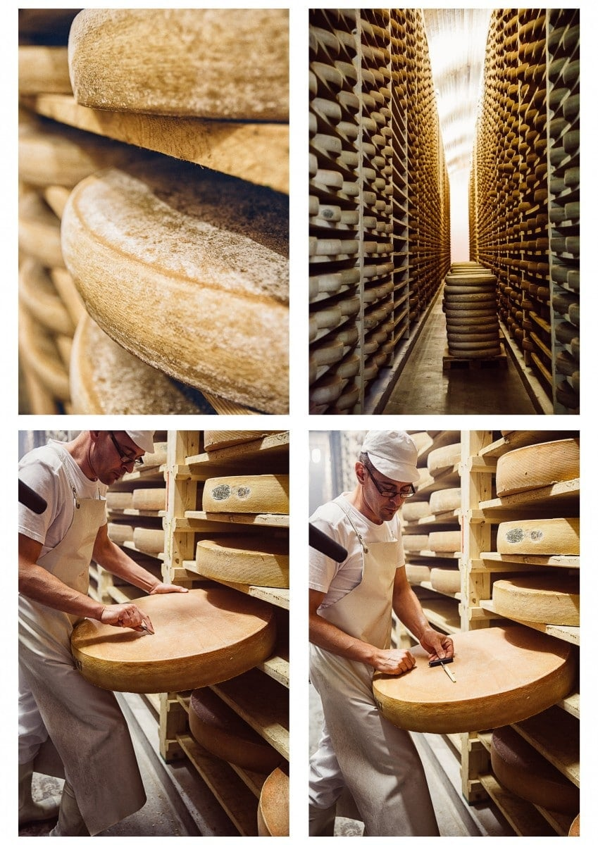 Comte Cheese and My Visit to the Jura Region of France
