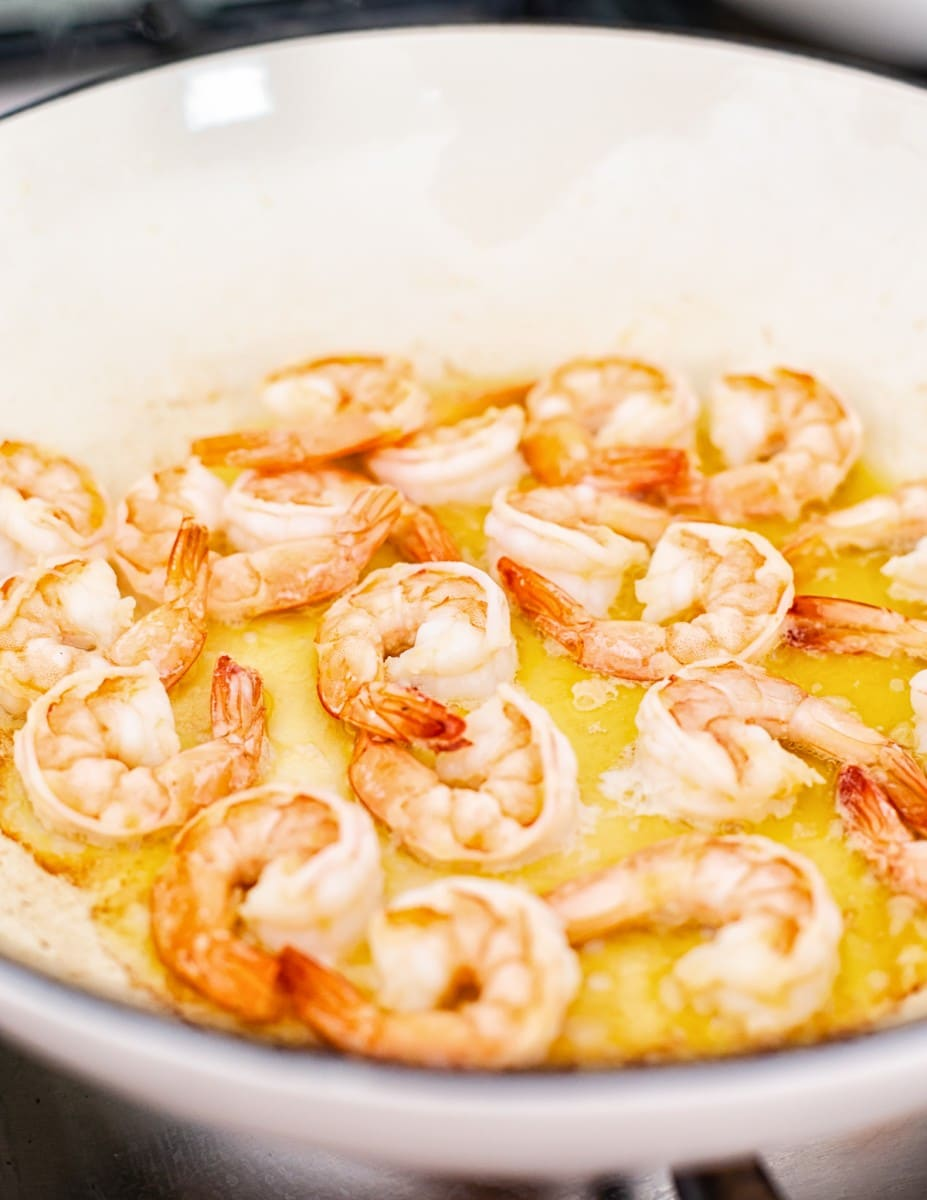 Shrimp Penne alla Vodka #pasta #creamypasta