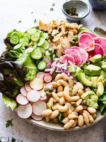 Healthy Tuna Salad Recipe #tunasalad