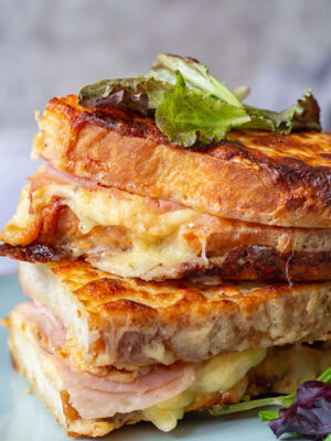 Croque Monsieur Sandwich