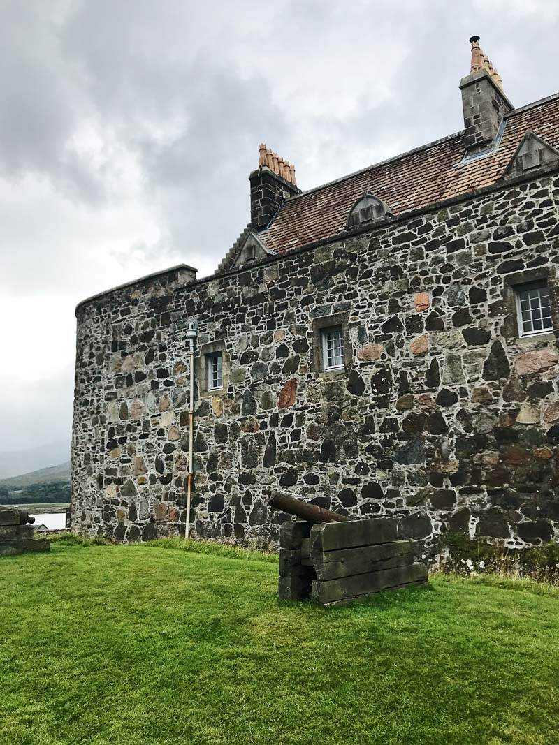 Duart Castle, Mull, Scotland