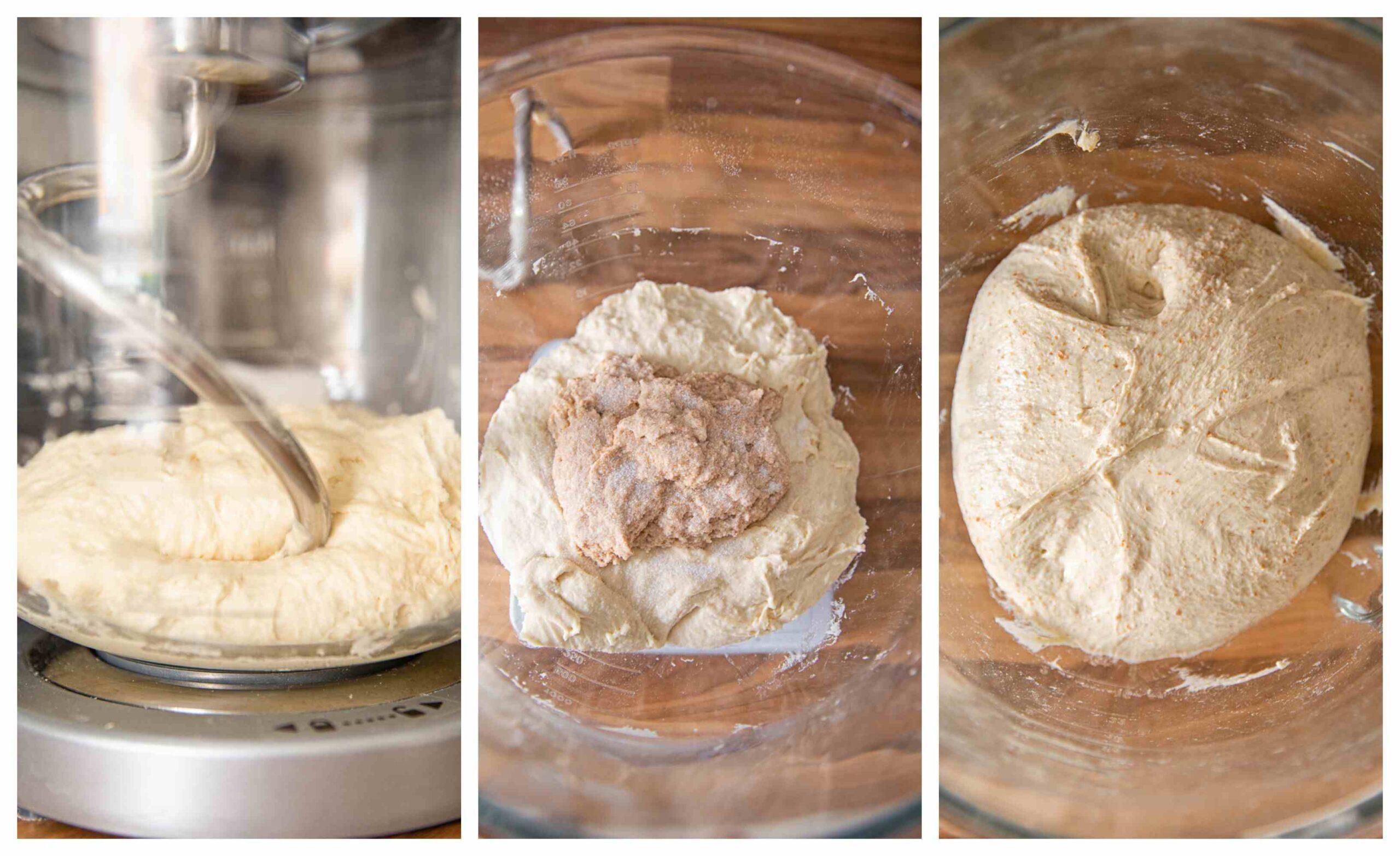 sourdough bread process