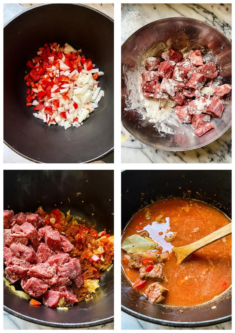 goulash process images